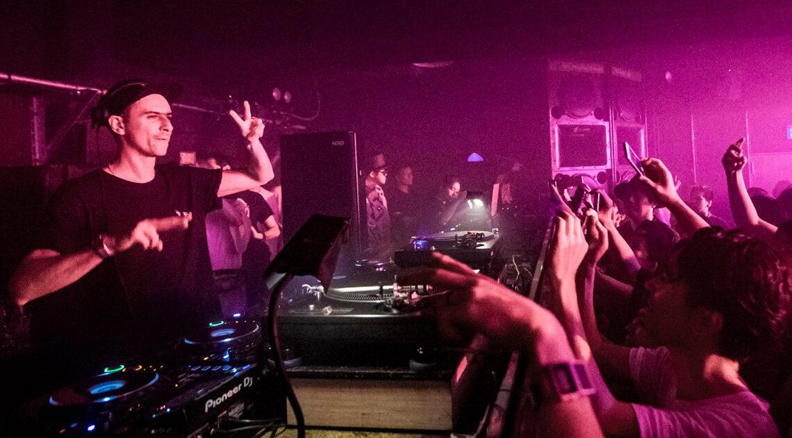 Boys Noize @ Contact Tokyo