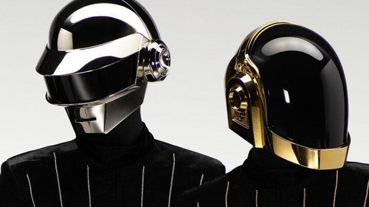 französische House-Duo Daft Punk