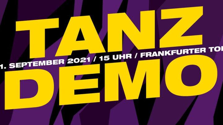 Tanz Demo - Wem gehört die Stadt