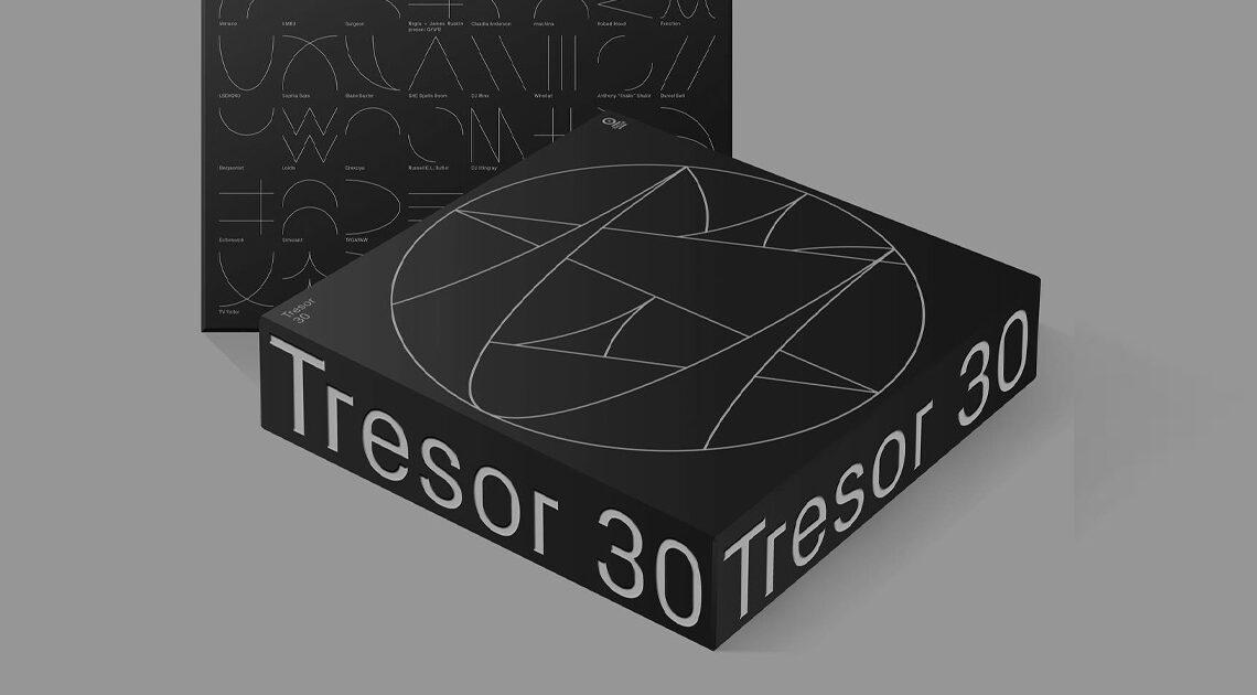 30 Jahre Tresor - Jubiläumsbox