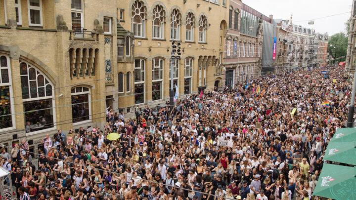 150.000 bei Demonstrationen in den NIederlanden