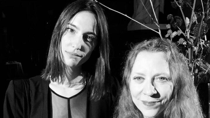 Amelie Lens & Ann Demeulemeester
