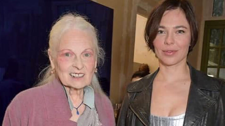Nina Kraviz & Vivienne Westwood